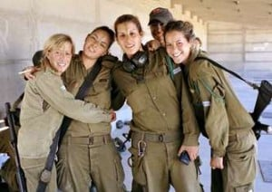 IDF Chanuka Party