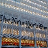 New York Times Headquarters, NYC