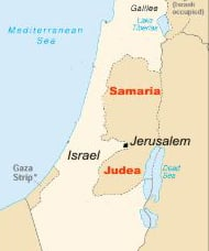 Why Israel Is Not Violating Fourth Geneva Convention United With - Geneva convention map
