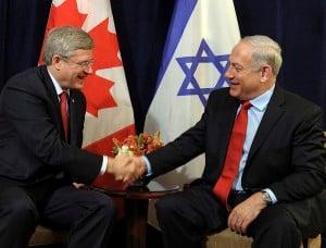 Canadian Prime Minister to Visit Israel