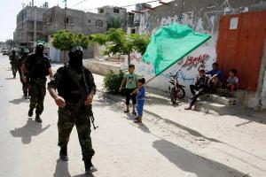 Gobierno de unidad palestino con Hamas