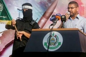 Hamas spokesman Sami Abu Zuhri