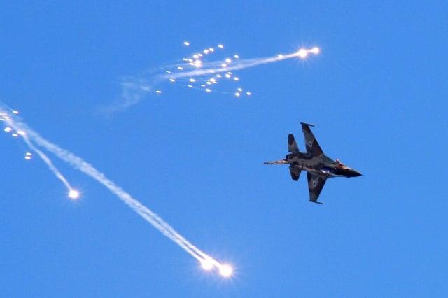 IAF fighter