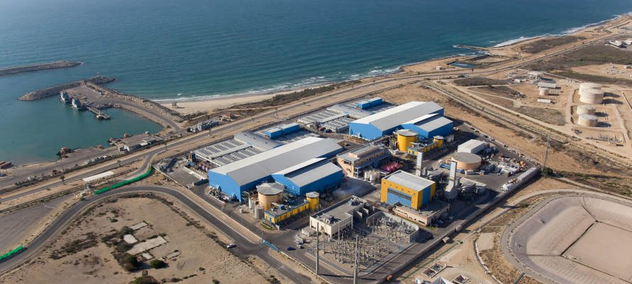 Ashkelon Desalination Plant. (Wikipedia)