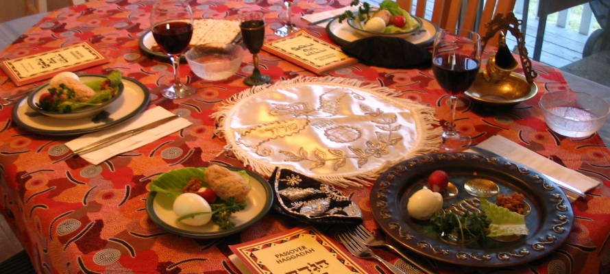 The Passover Seder: A Crash Course | United with Israel