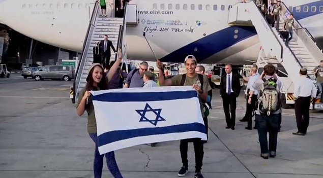 Nefesh B'Nefesh Aliyah Dream in Israel
