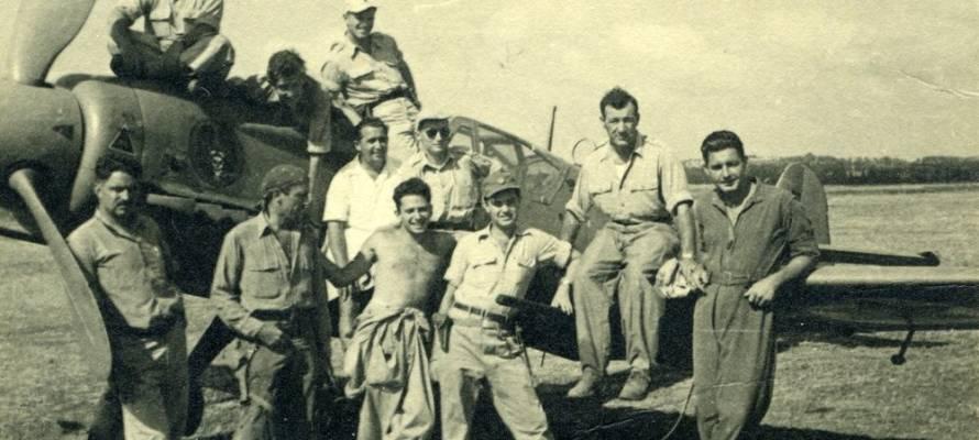 American pilots who volunteered for Israel