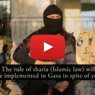 ISIS Threaten to Take Over Gaza and Topple Hamas