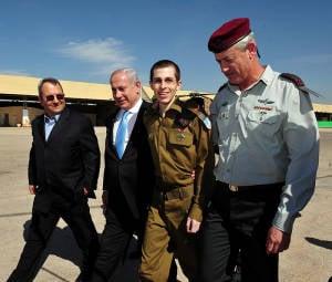 Gilad Shalit release