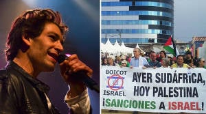 Matisyahu and BDS Spain