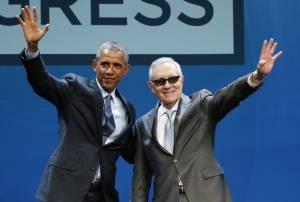 Obama Reid