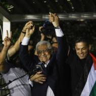 Abbas welcomes terrorists