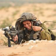 Caracal female IDF