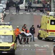 Islamic terror attack in Brussels