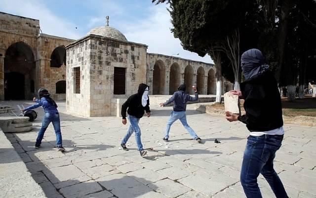 Temple Mount riot
