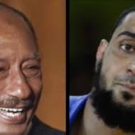 Islam el Shehaby and Anwar Sadat