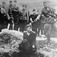 Nazi murder
