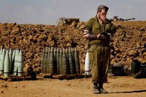 IDF soldier prays