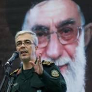 Iran's Major General Mohammad Hossein Bagheri (IRNA)