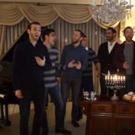 KipaLive performing HaNerot Halalu