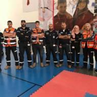 Muslim United Hatzalah volunteers