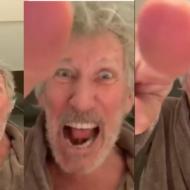 Roger Waters. (screenshot)