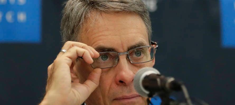 HRW director Kenneth Roth