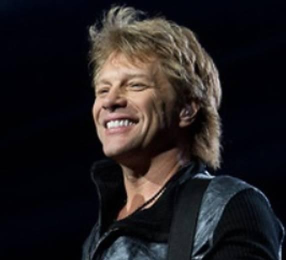 Defying BDS Activists, Bon Jovi Arrives in Israel for Tel Aviv Show
