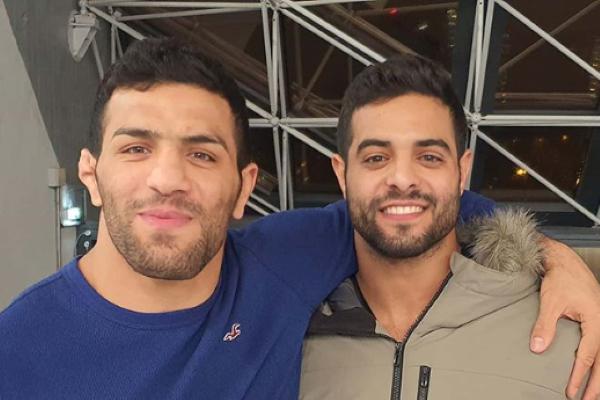 Iran judo