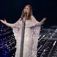 Lebanese singer Julia Boutros